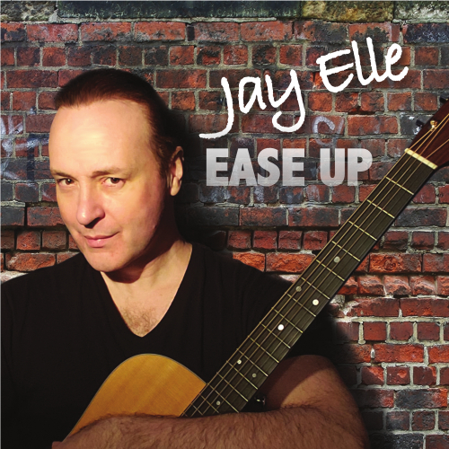 Jay Elle Ease Up EP Cover