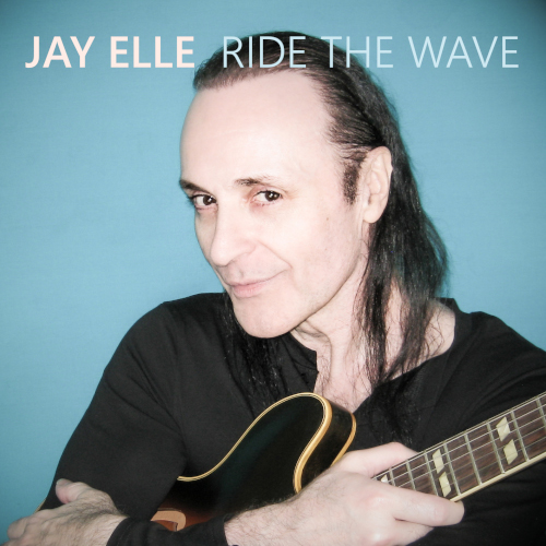 Jay Elle Ride The Wave Cover