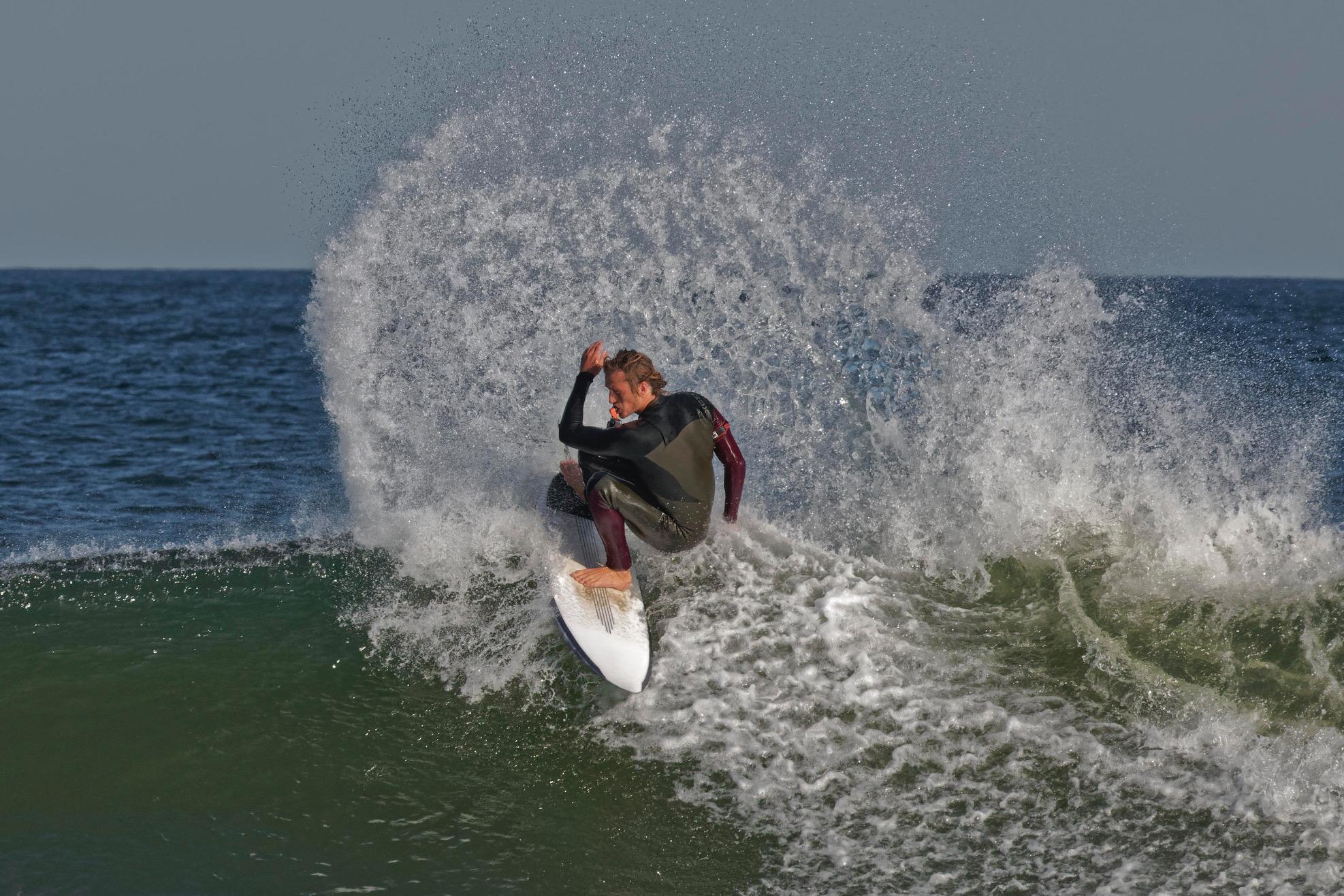 Surfer Picture by Jett Harris